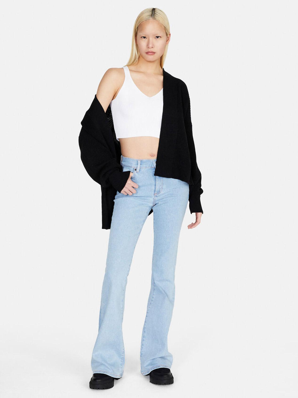 Jeans Flare & Boot Cut Damen