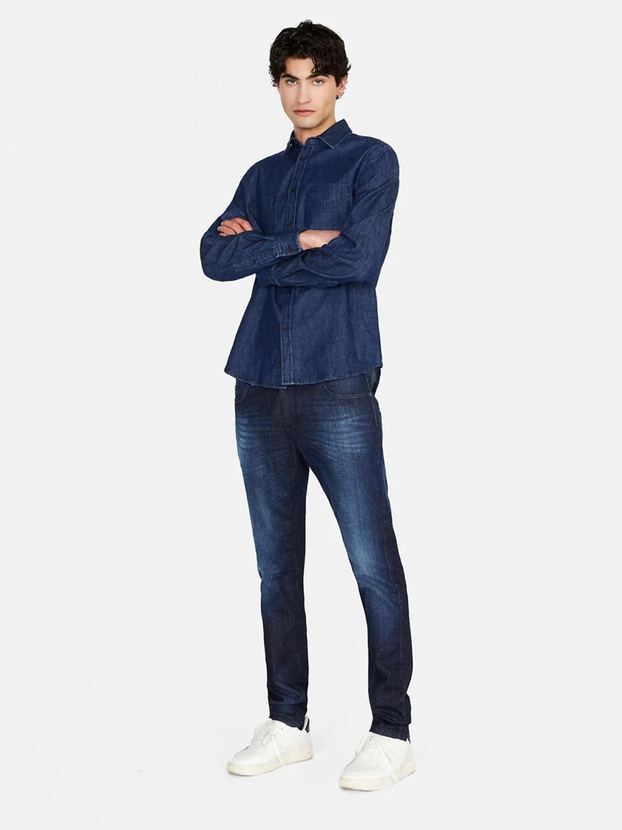 Jeans Skinny Fit Herren