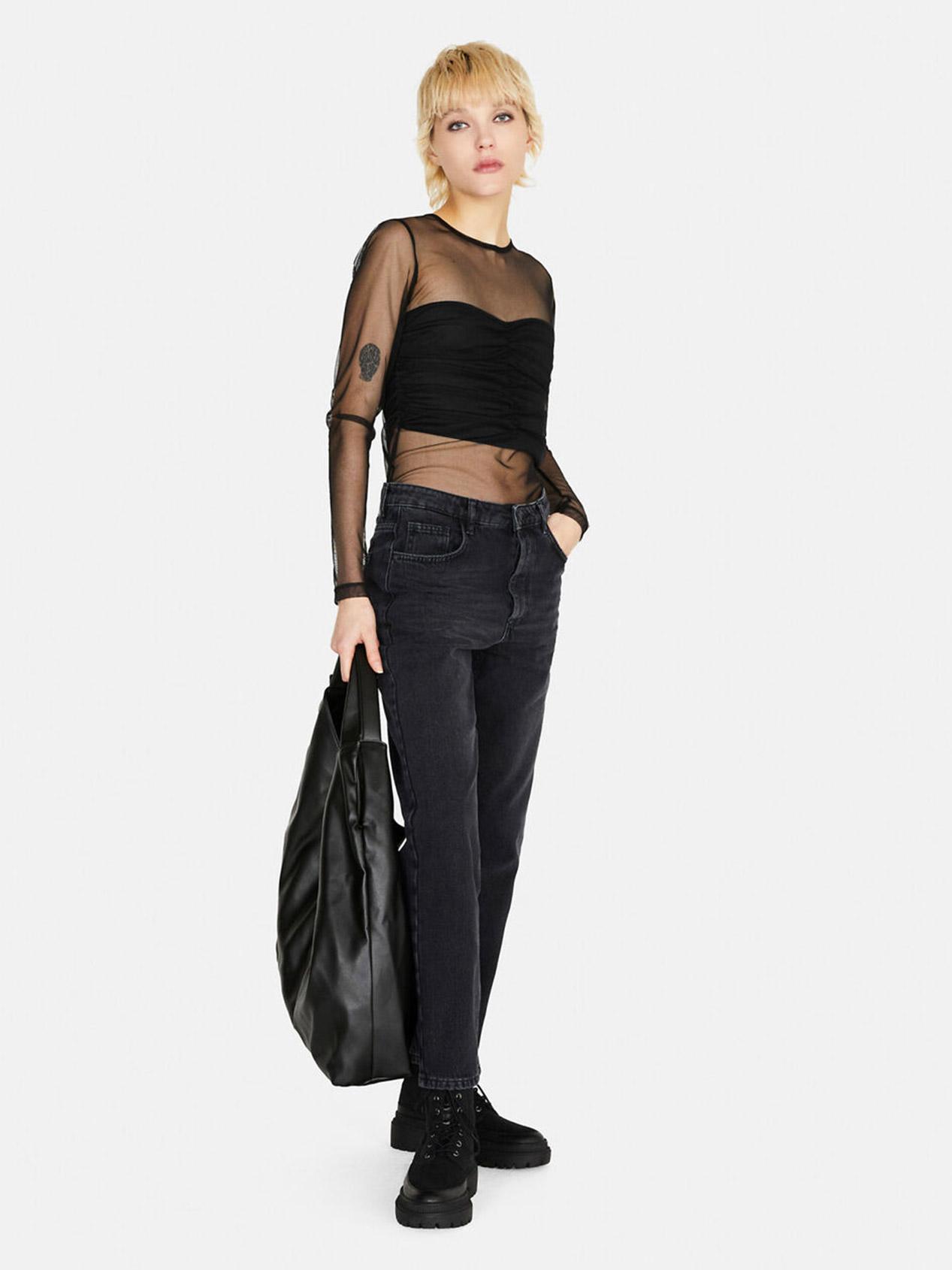 Jeans Mom Fit & Boyfriend Damen