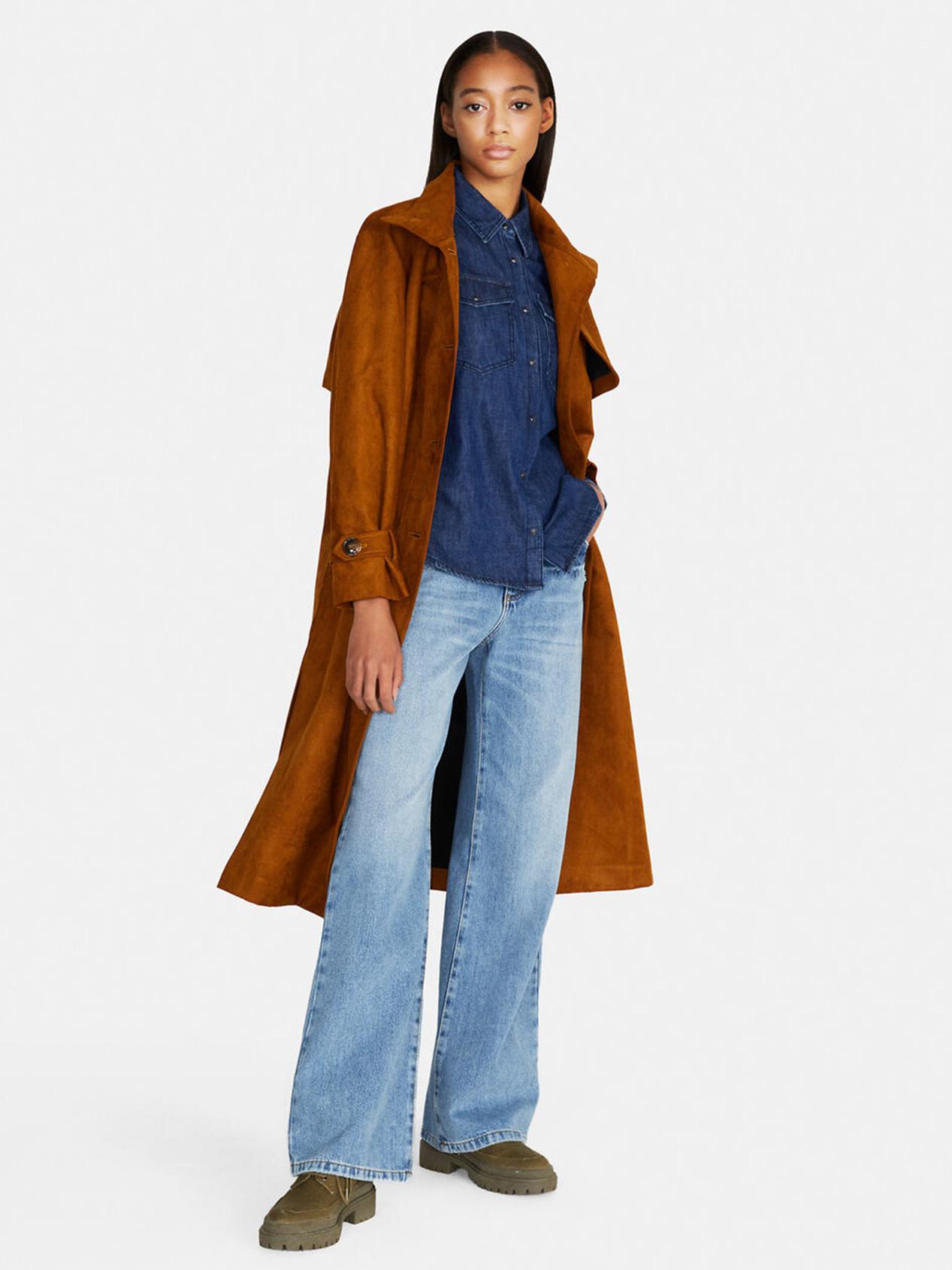Jeans Wide Leg Damen