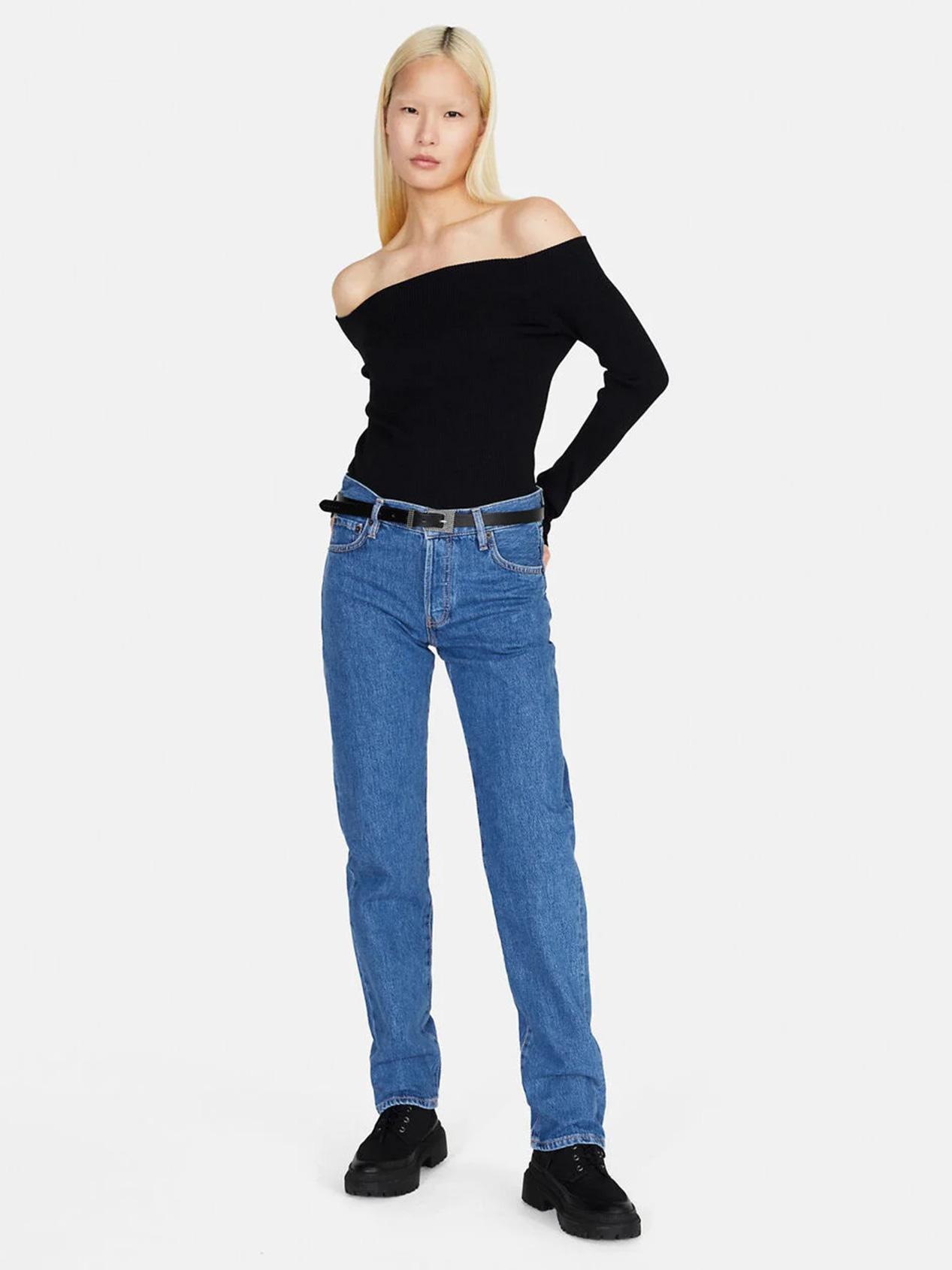 Jeans Slim Fit Damen